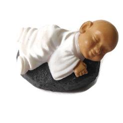 monk figurine