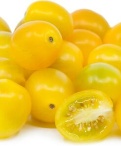 Yellow grape tomato